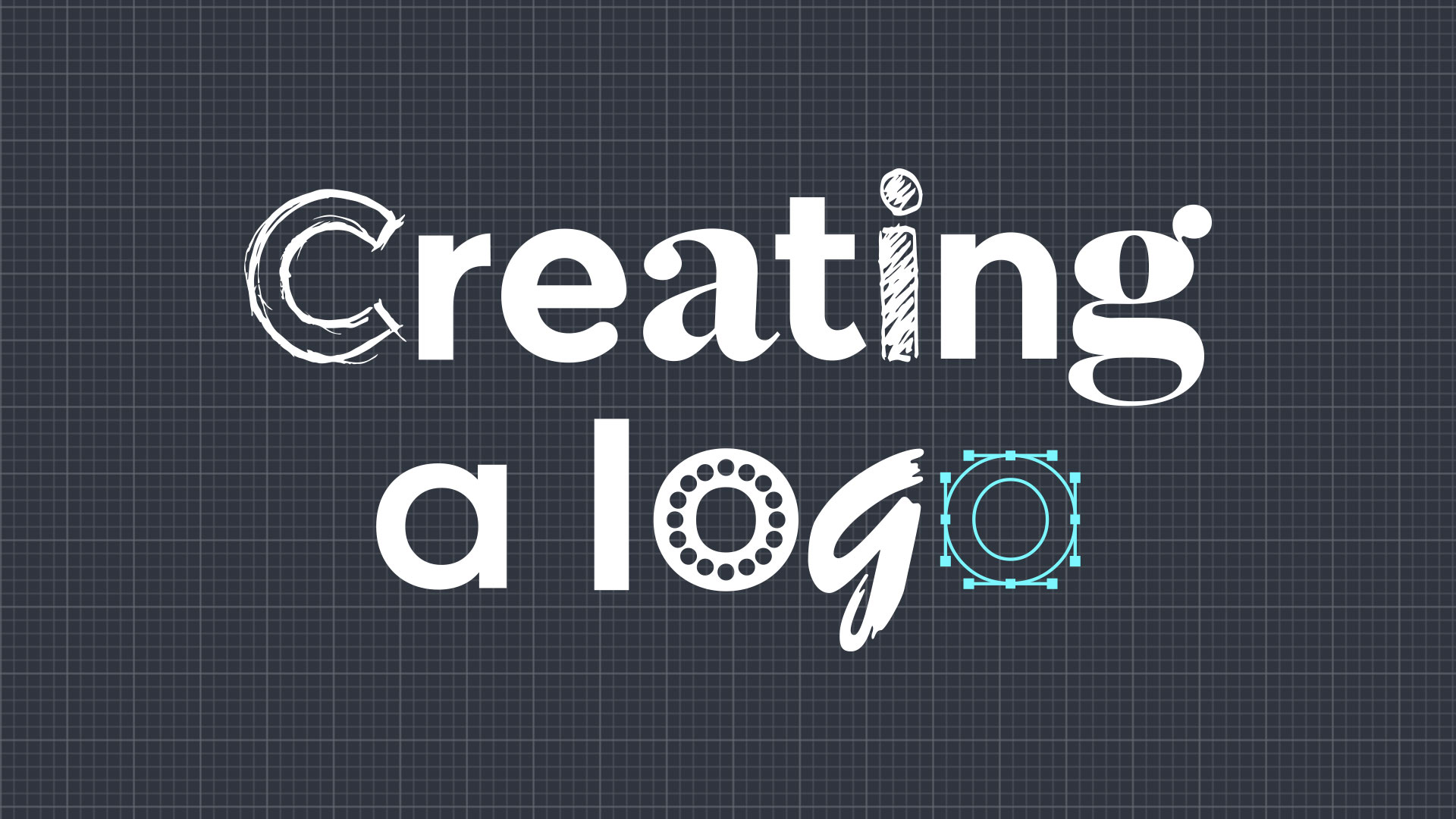 creating a logo - anything is possible