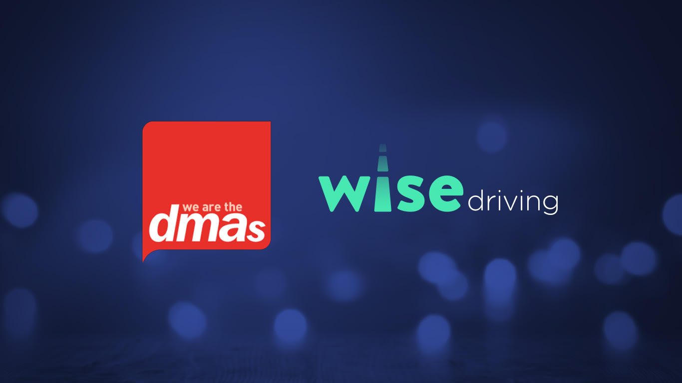 DMA Award shortlist for WiseDriving