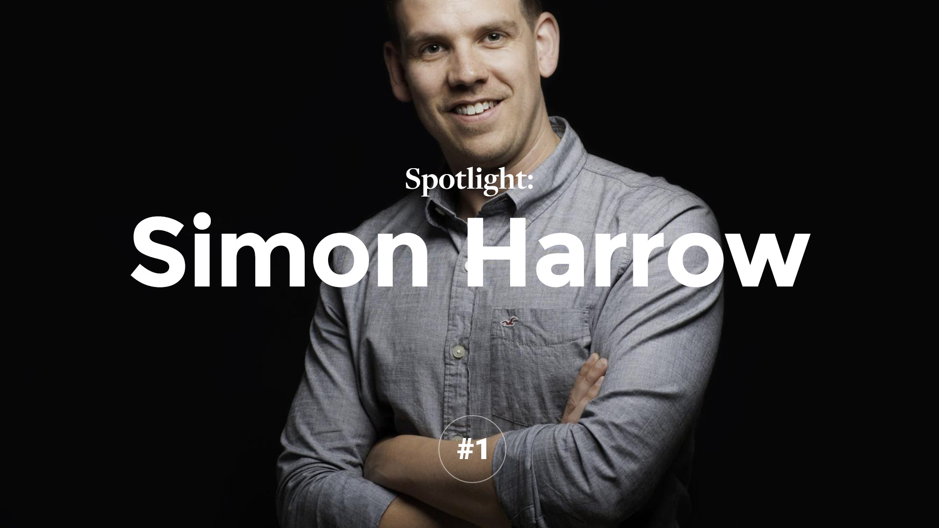 Simon Harrow IGO4